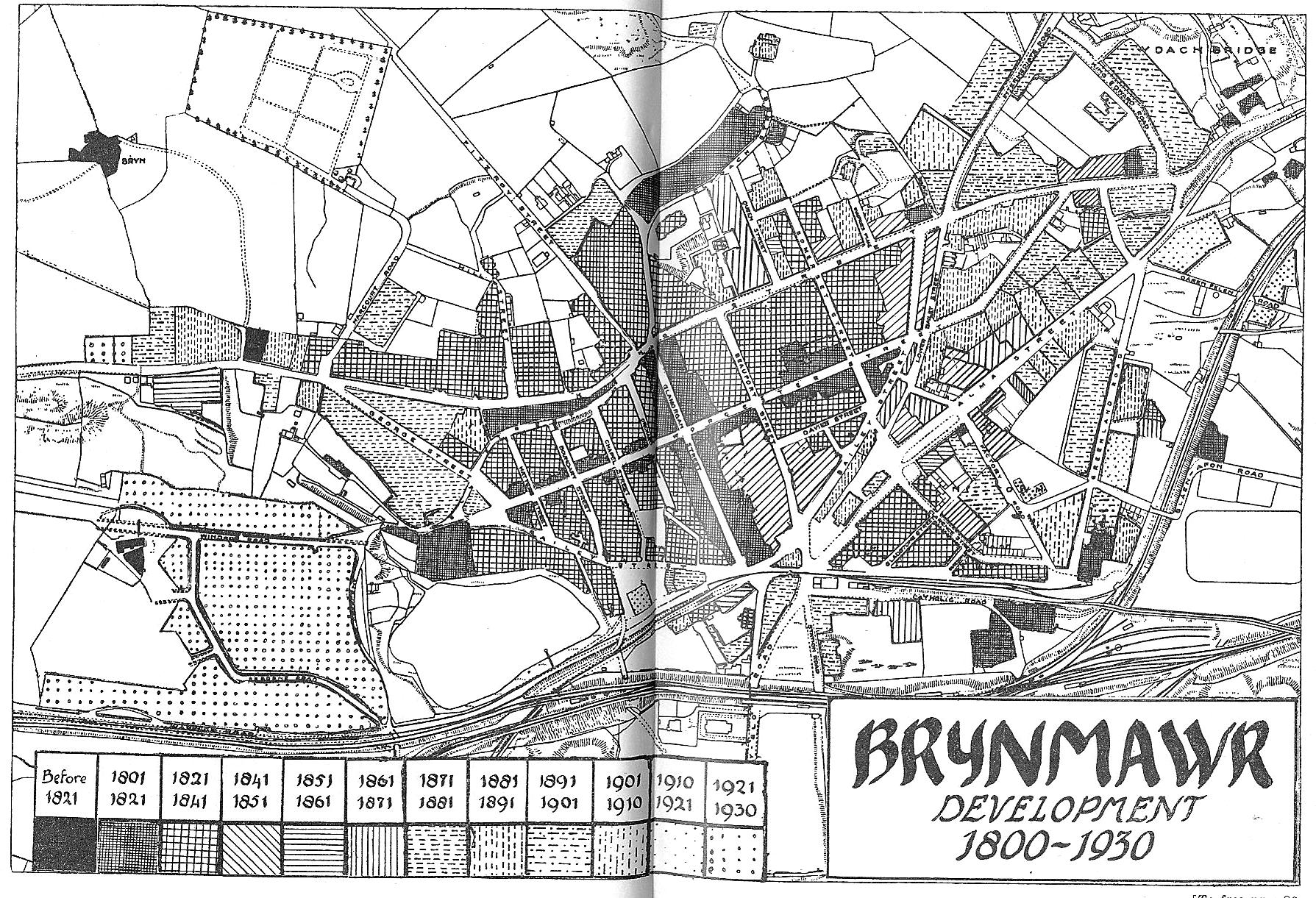 The Brynmawr Wales History Genealogy Project